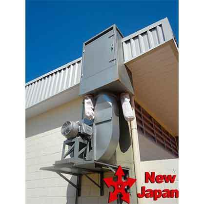 Locação New Japan