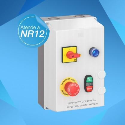 Chave de partida NR12