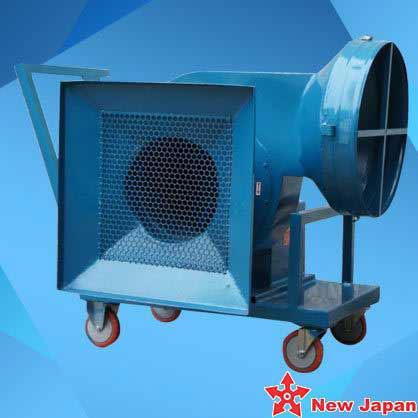 Exaustor Industrial New Japan