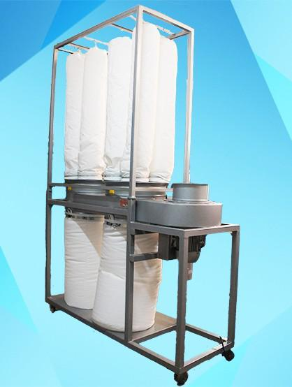 Coletor de pó industrial HT 7.5 HP